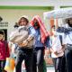 Santri Kelas Akhir Mengawal Proses Penyambutan Santri Baru Pesantren Modern Misbahul Ulum