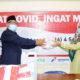 Penyerahan Bantuan Maker oleh Dinas Pendidikan Dayah Aceh di Pesantren Modern Misbahul Ulum